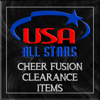 Cheer Fusion Clearance